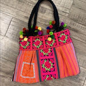 Handbags - Bohomian purse